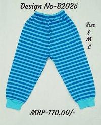 Kids Pajamas - Stripes - 3 Colours