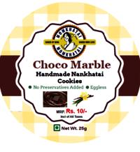 Momkhatai Choco Marble Cookies