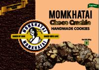 Momkhatai Choco Crackle Cookies