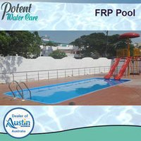 FRP Swimming Pool