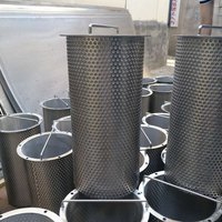 Basket Strainer From Oil Filter