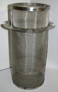 Basket Strainer From Oil Filter