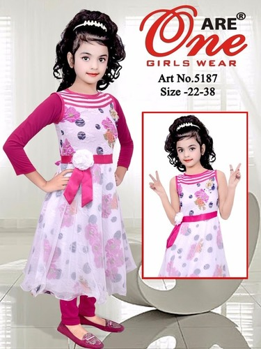 Kids Gown Dress