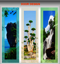Laminate Digital Door
