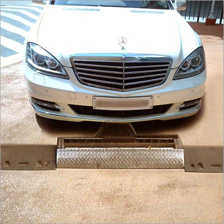 Under Vehicle Scanner System
