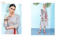 Pure Rayon Fancy Kurtis