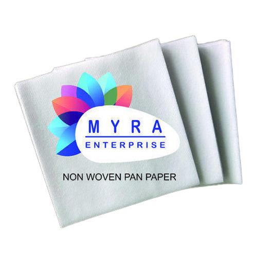 Non Woven Fabric Pan Masala Paper