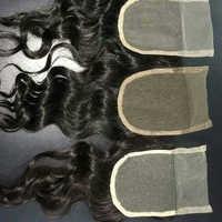 Natural Wavy Hair Lace Closure
