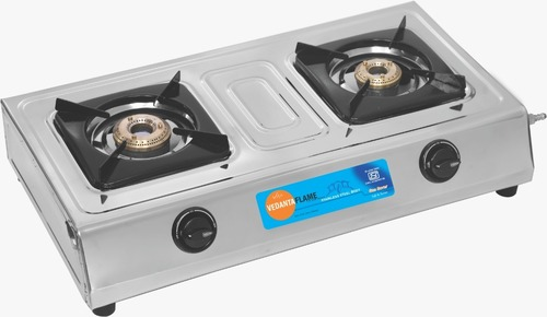 LPG GAS STOVE 2 BURNER