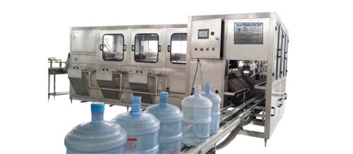 Semi Automatic Jar Filling Machine