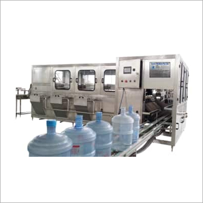 Jar Washing and Filling Machines