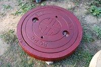 SFRC Manhole Cover