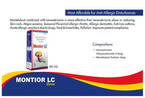 Montior LC Syrup