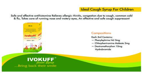 Ivokuff Junior Syrup