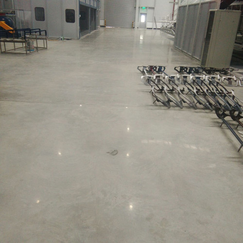 Concrete Floor Hardener Services