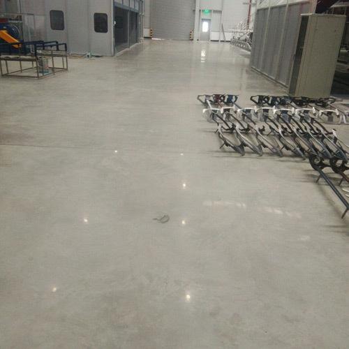 Concrete Floor Hardener Services