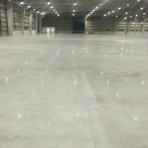 Liquid Lithium Silicate Floor Hardener Services