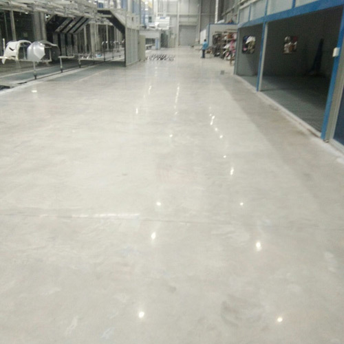 Commercial Surface Hardener Services