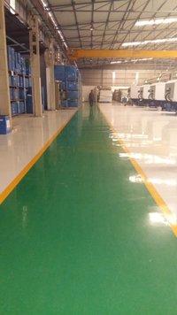 Industrial epoxy coatings