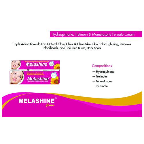 Melashine Cream