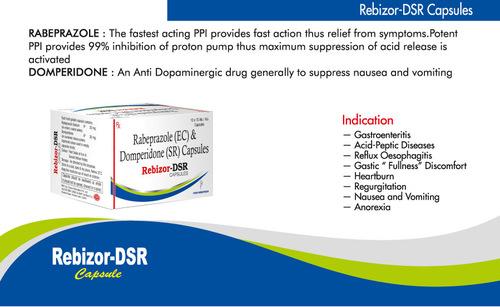 REBIZOR-DSR CAPS