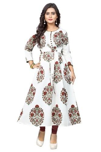 Fancy Cotton kurti
