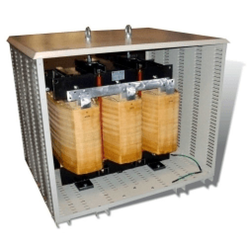 Dry Type Transformers Inside