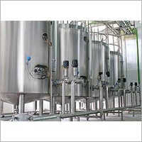 Milk Processing Plant Machinery