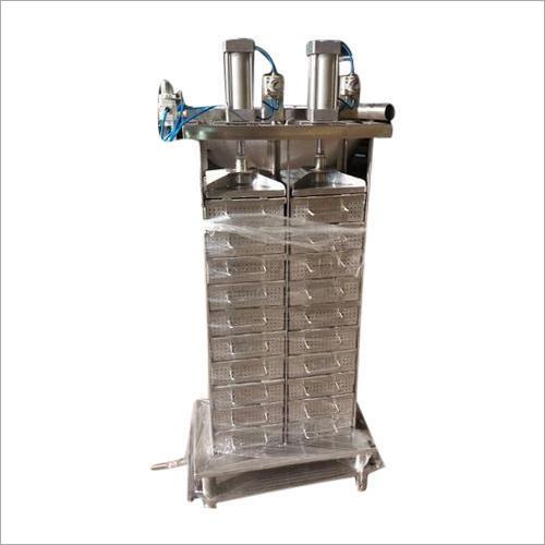 Pneumatic Paneer Machine