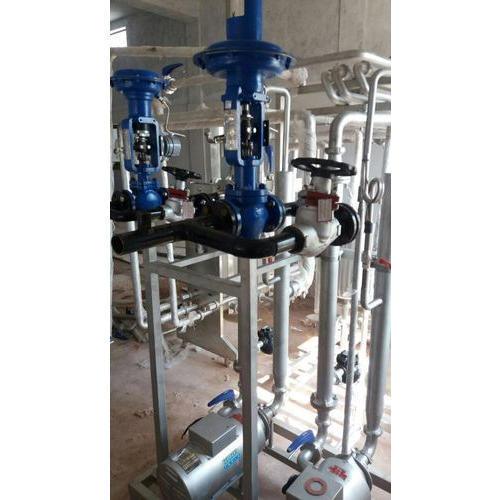 Milk Pasteurizer Plant