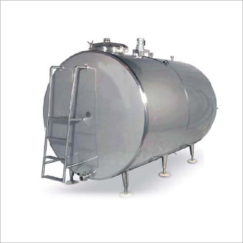 Stainless Steel Milk Supply Tank