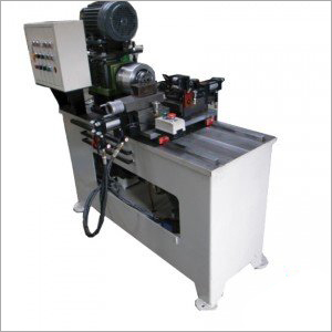 3HP Knurling Machine with Hydraulic Motor