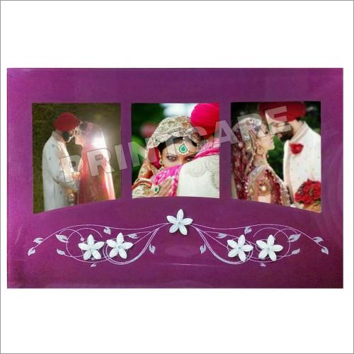 3 Photo Acrylic Cover