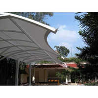 Tensile Entrance Canopy