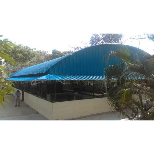 Curved Metal Roofing Sheets