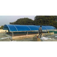 Poly Carbonate Sheet Cutout Vault