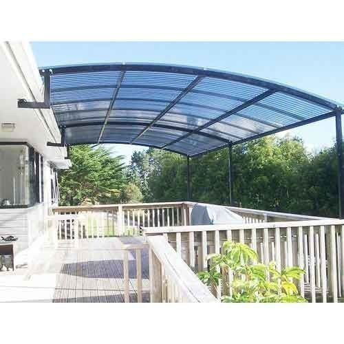 Terrace Polycarbonate Canopy