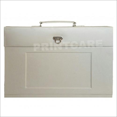Acrylic Album Suitcase