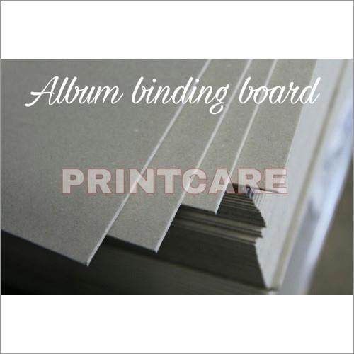 Album Binding Boards