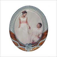 Oval Shape Imported Frame
