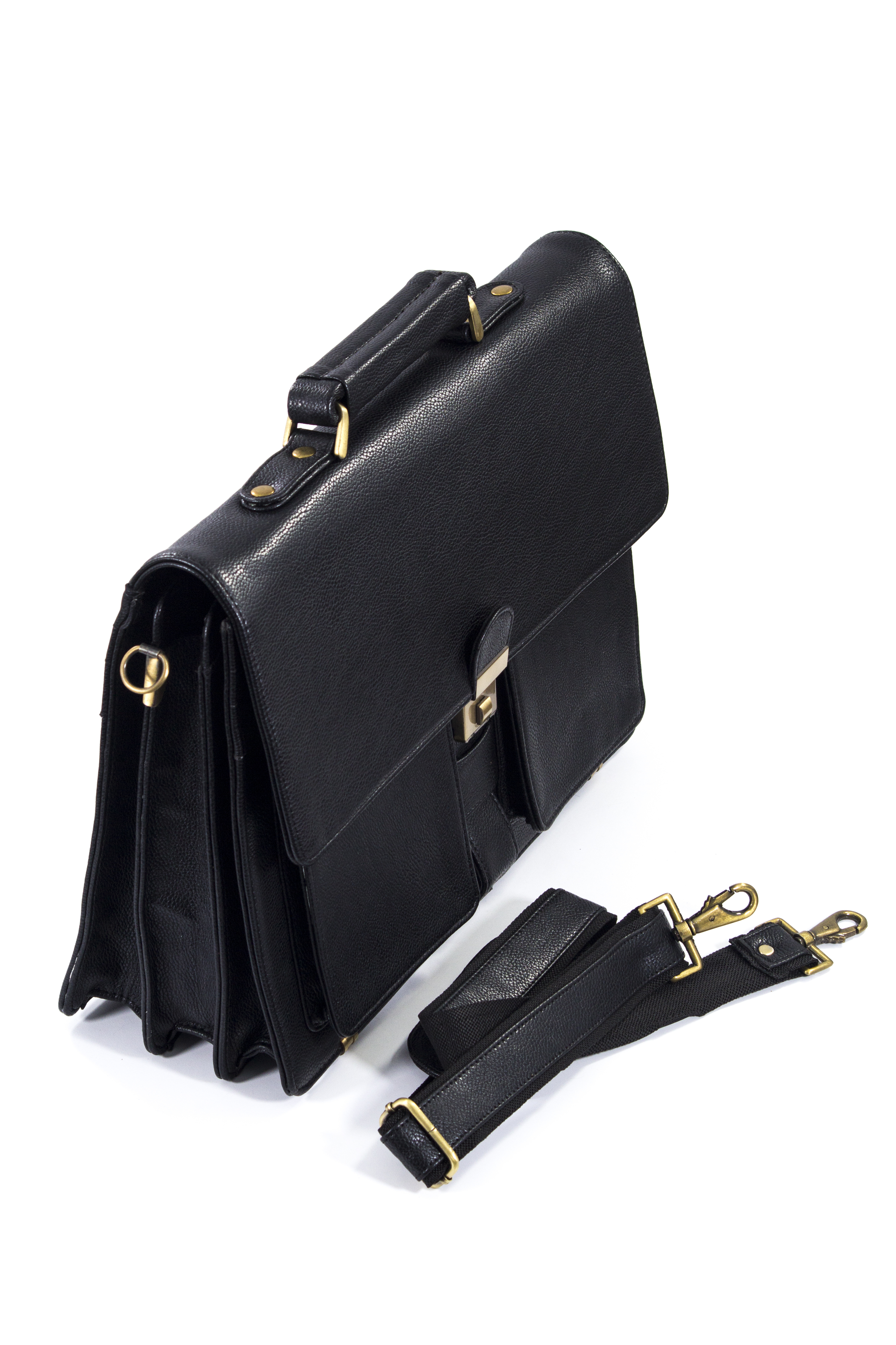 Leatherette Executive Laptop Bag