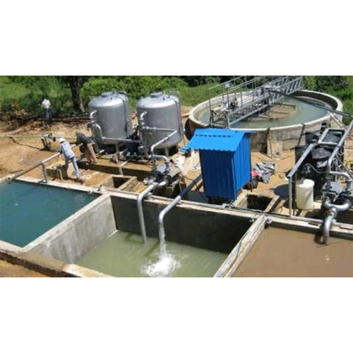 Commercial Effluent Treatment Plant