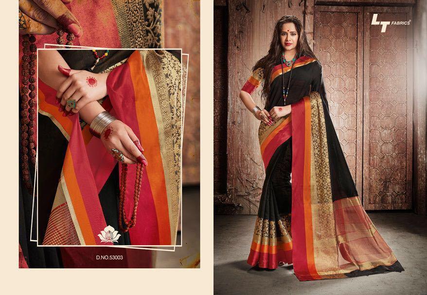 Traditional Cotton Silk Sarees