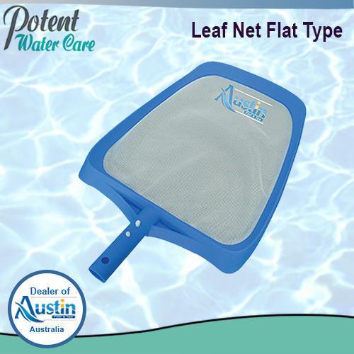 Blue Flat Type Leaf Net