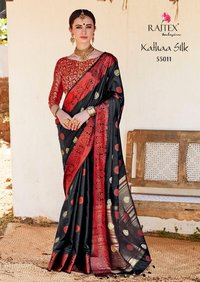 Best Cotton Silk Sarees collection