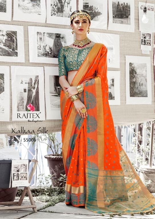 Best Cotton Silk Sarees collection