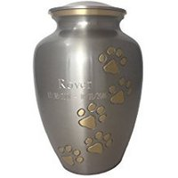 Pewter Pet Urn