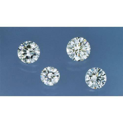 0.2mm 2 CT CVD Polished Lab Grown Diamonds