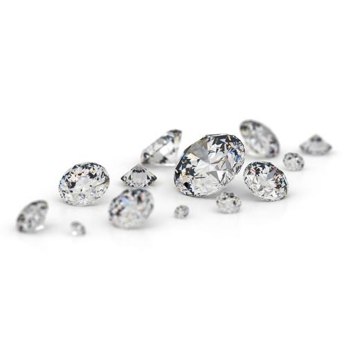 Lab Grown Polished Diamond