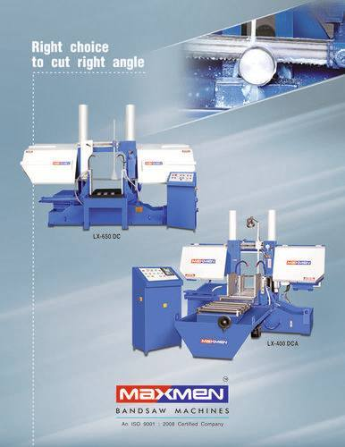 Motorized Metal Cutting Bandsaw